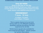 Southfields Junior Free Tennis Tasters (3)
